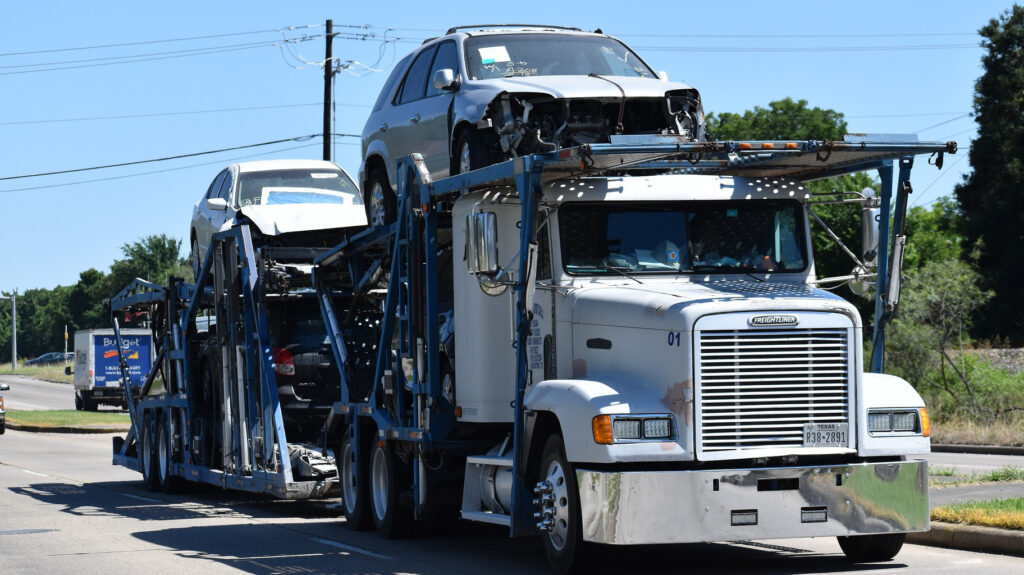 We'll collect your scrap car for free