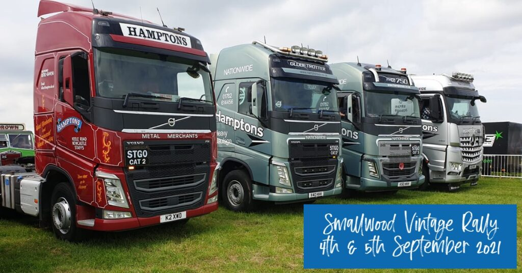 Hamptons heavy haulage fleet